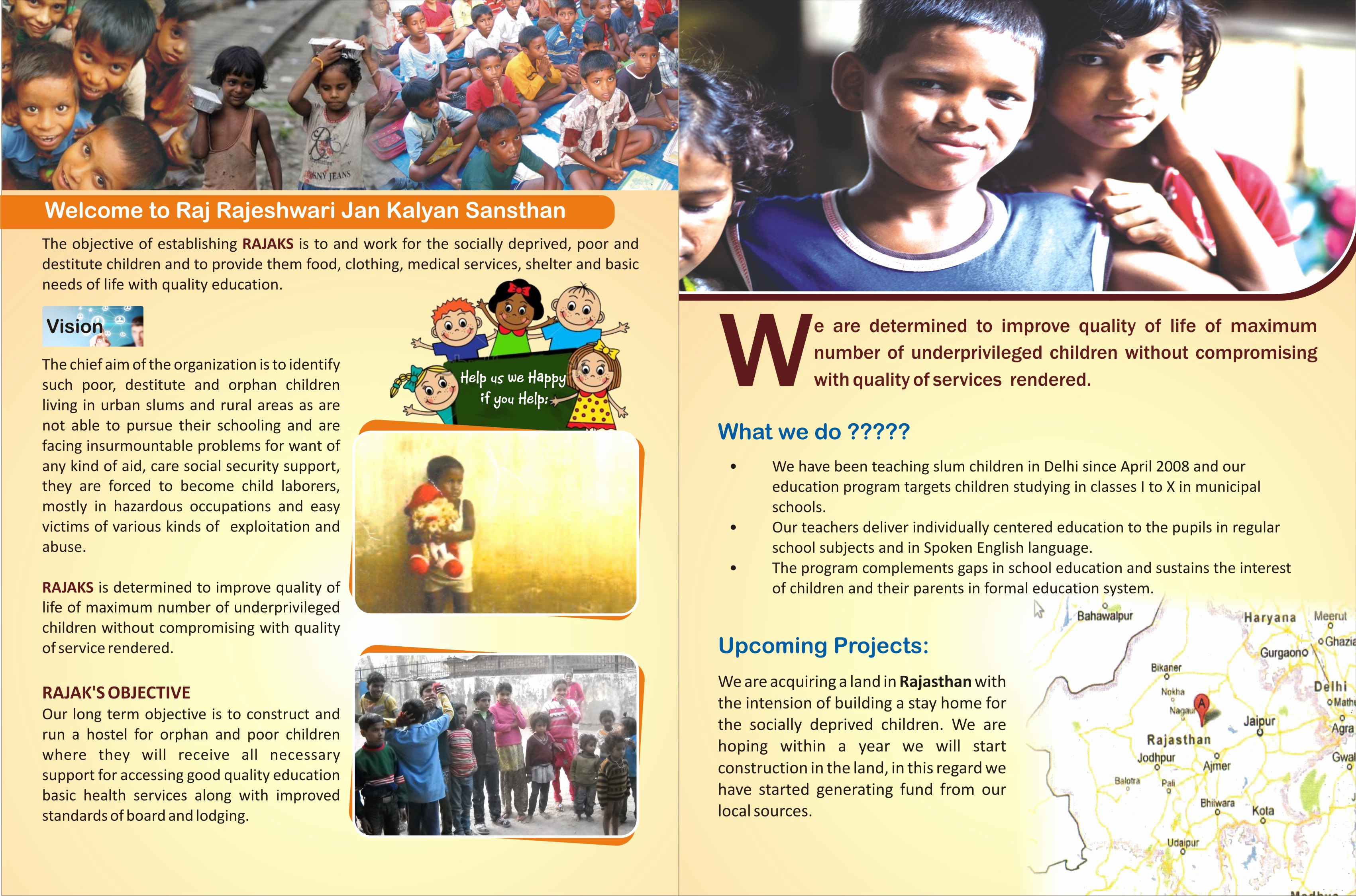 Ngo Brochure Templates Sample Flyers For Organizations 25 In Ngo Brochure Templates