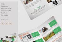 Non Profit Brochure Template Zrom Tk Ngo Templates regarding Ngo Brochure Templates