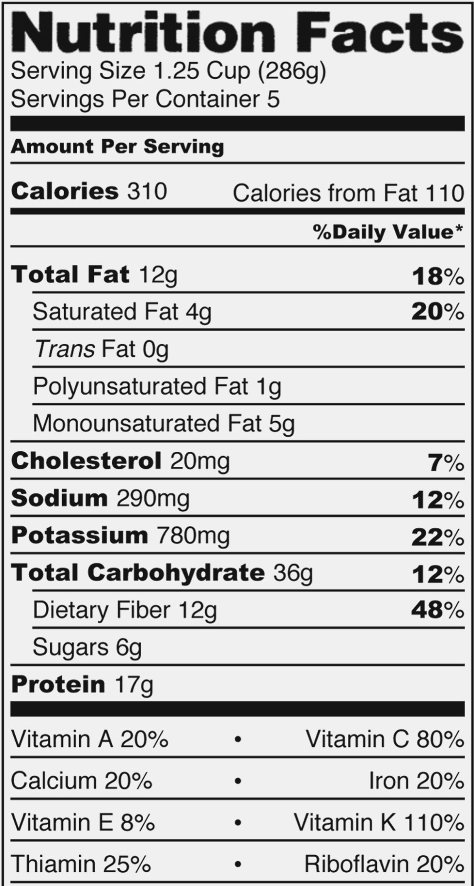 Nutrition News: Nutrition Facts Maker Within Nutrition Label Template Word