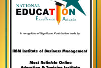 Online Certificate Programs In India – Online Professional for Manager Of The Month Certificate Template