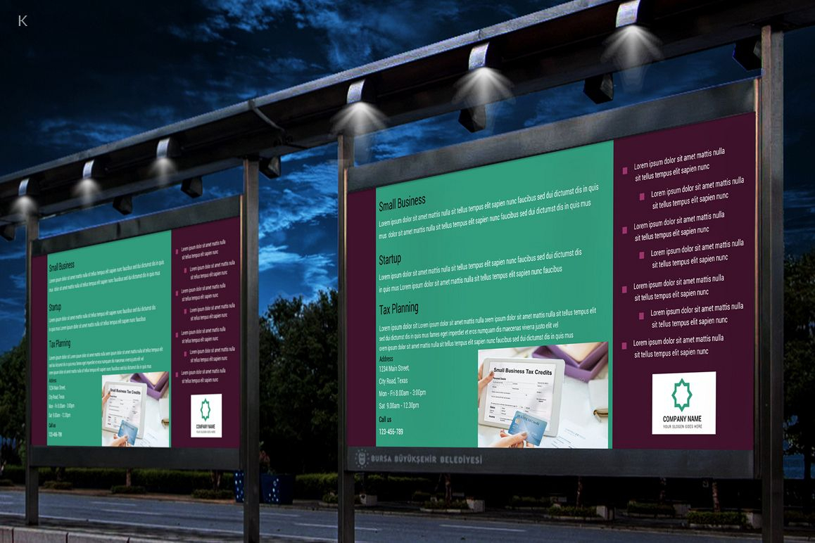 Outdoor Banner Template Intended For Outdoor Banner Template