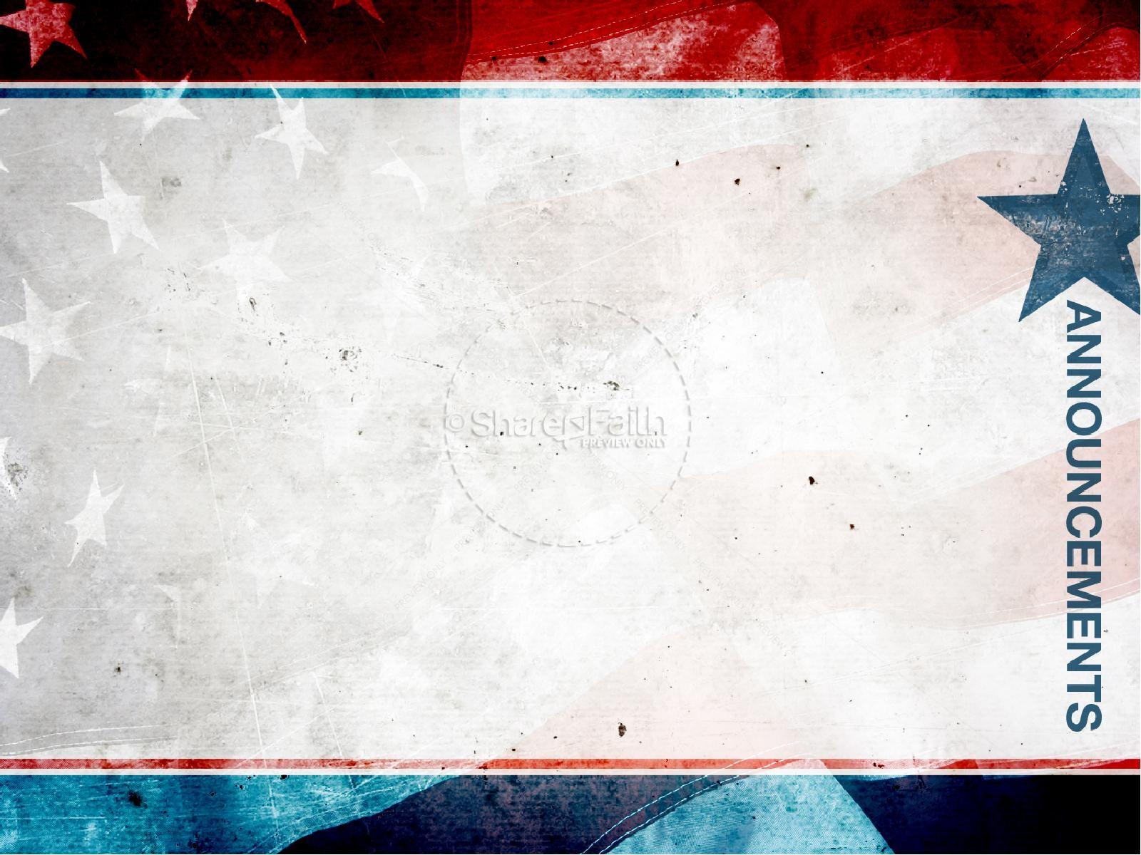 Patriotic Powerpoint Template - Atlantaauctionco Within Patriotic Powerpoint Template