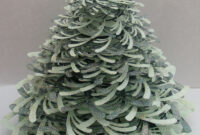 Pdf Format 3D Christmas Tree Template – £5.99 regarding 3D Christmas Tree Card Template
