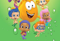 Personalised Bubble Guppies Birthday Card intended for Bubble Guppies Birthday Banner Template