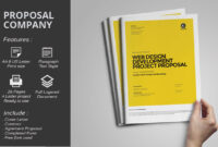Pin On Brochure Template Word Format Designs regarding Free Business Proposal Template Ms Word
