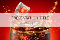 Pin On Coca Cola within Coca Cola Powerpoint Template