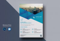Pin On Corporate Flyer – Business Flyer pertaining to Free Business Flyer Templates For Microsoft Word