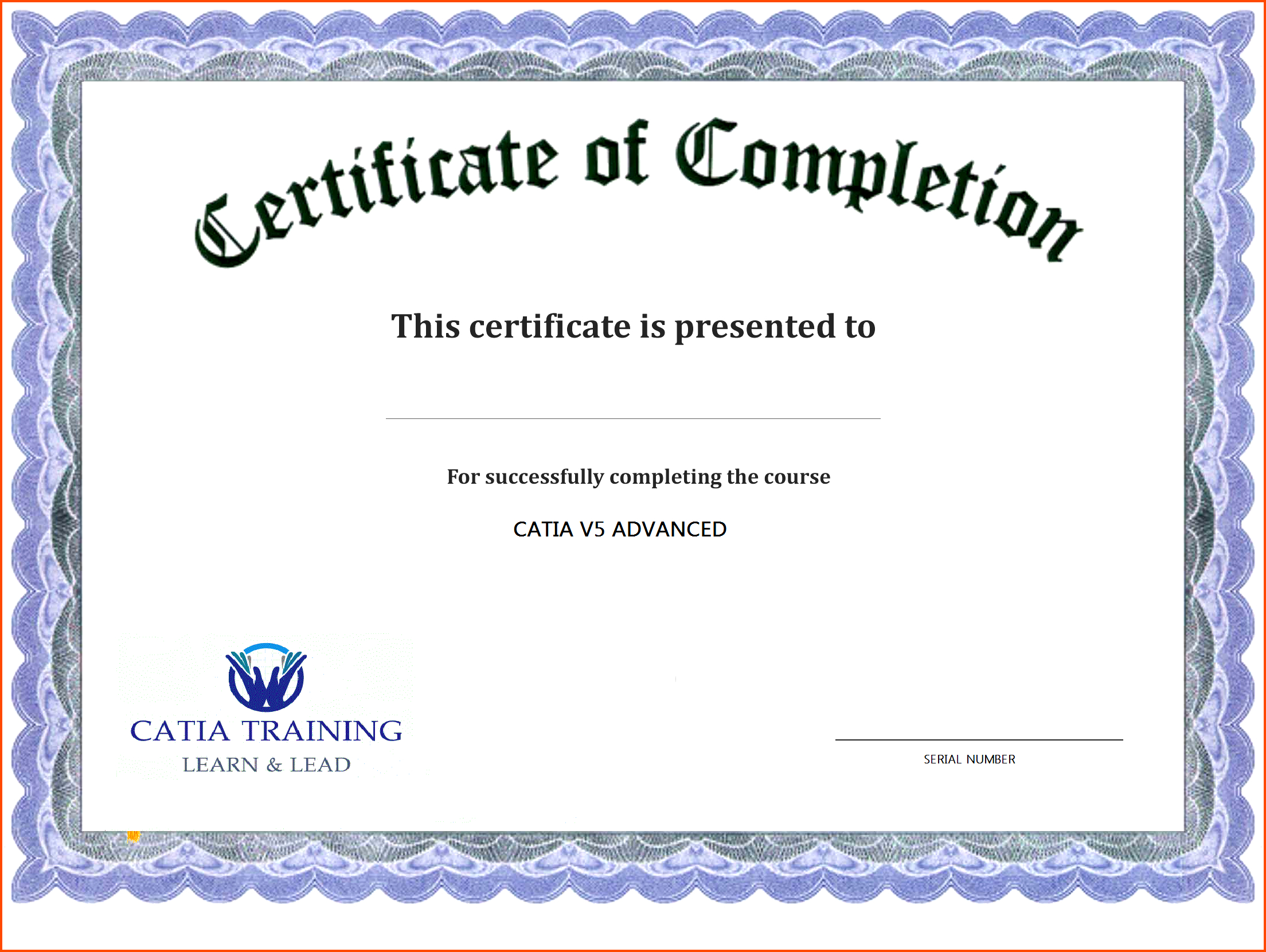 Pin On Graphic Design In Certification Of Completion Template