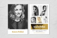 Pin On Model Comp Cards inside Download Comp Card Template