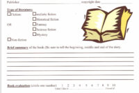 Pindana Rouse On Kid's Stuff | Book Report Templates in Ar Report Template