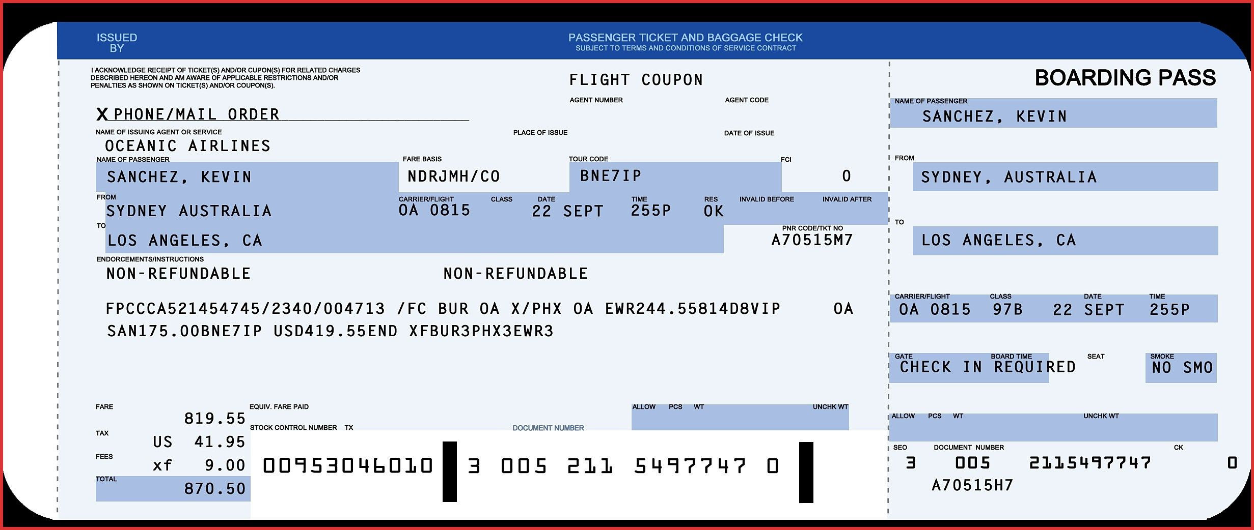 Plane Ticket Template Word Copy Awesome  | Printables Pertaining To Plane Ticket Template Word