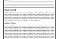 Police Report Templates – 8+ Free Blank Samples – Template pertaining to Fake Police Report Template