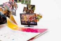 Pop-Up Brochure Design And Printing – Papersmyths for Pop Up Brochure Template