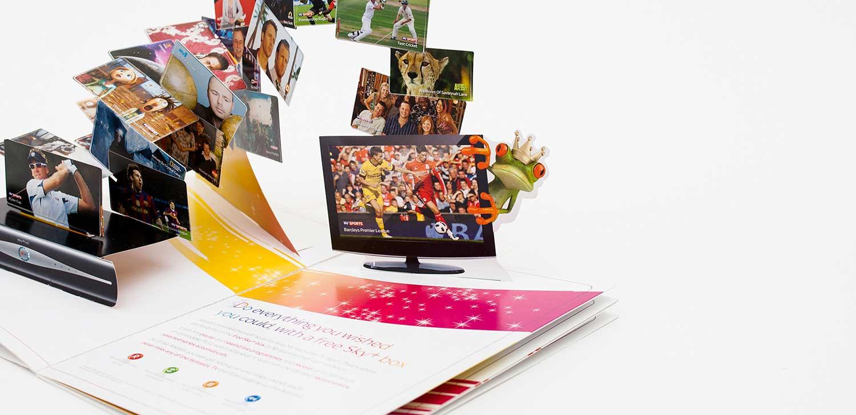 Pop Up Brochure Design And Printing - Papersmyths For Pop Up Brochure Template