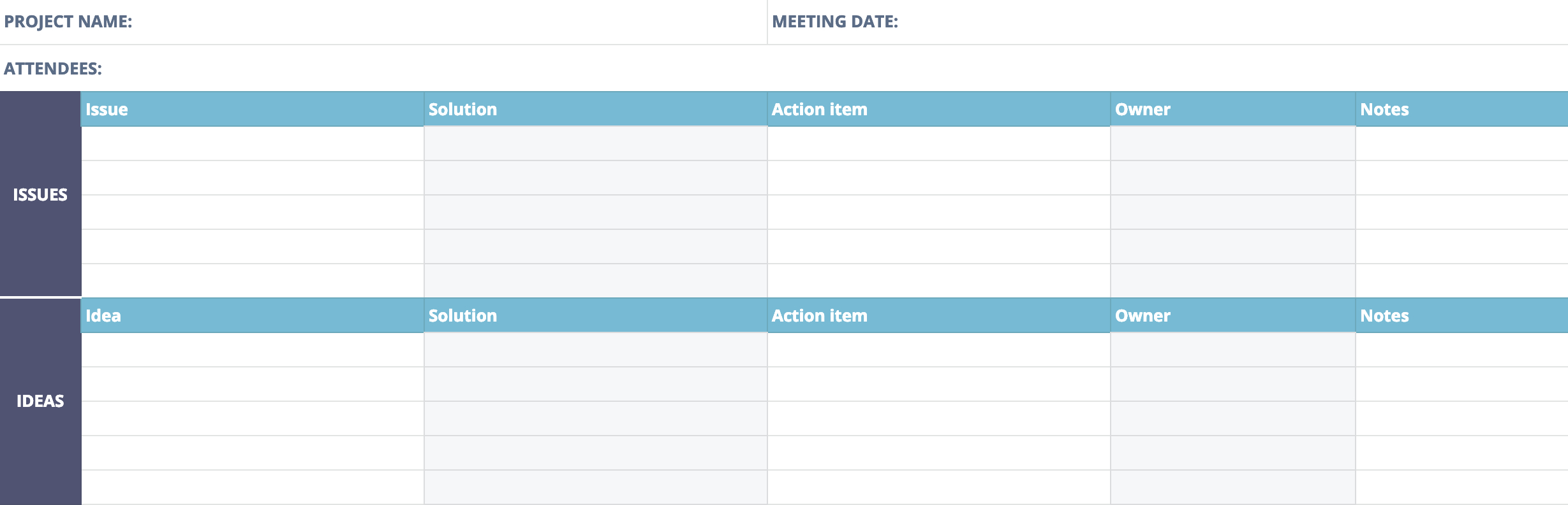Post Mortem Meeting Template And Tips | Teamgantt Pertaining To Post Mortem Template Powerpoint