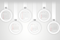 Powerpoint Calendar: The Perfect Start For 2015 in Powerpoint Calendar Template 2015