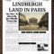 Powerpoint Newspaper Template Inside Newspaper Template For Powerpoint