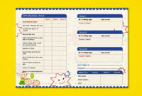 Pre-Nursery Report Card On Behance | Report Card Ideas intended for Kindergarten Report Card Template