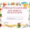 Preschool Graduation Certificate Template Free With 5Th Grade Graduation Certificate Template