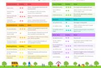 Preschool Progress Report Template – Venngage for Preschool Weekly Report Template