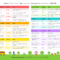 Preschool Progress Report Template – Venngage Intended For Preschool Progress Report Template