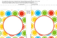 Printable Banners Templates Free | Banner-Squares-Big-Dots throughout Sesame Street Banner Template