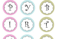 Printable Banners Templates Free | Print Your Own Birthday in Free Letter Templates For Banners