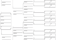 Printable Family Tree Template – Fill Online, Printable with Fill In The Blank Family Tree Template