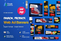 Product Banners Ads Template Psd | Web Banners – Ads | Ads with regard to Product Banner Template