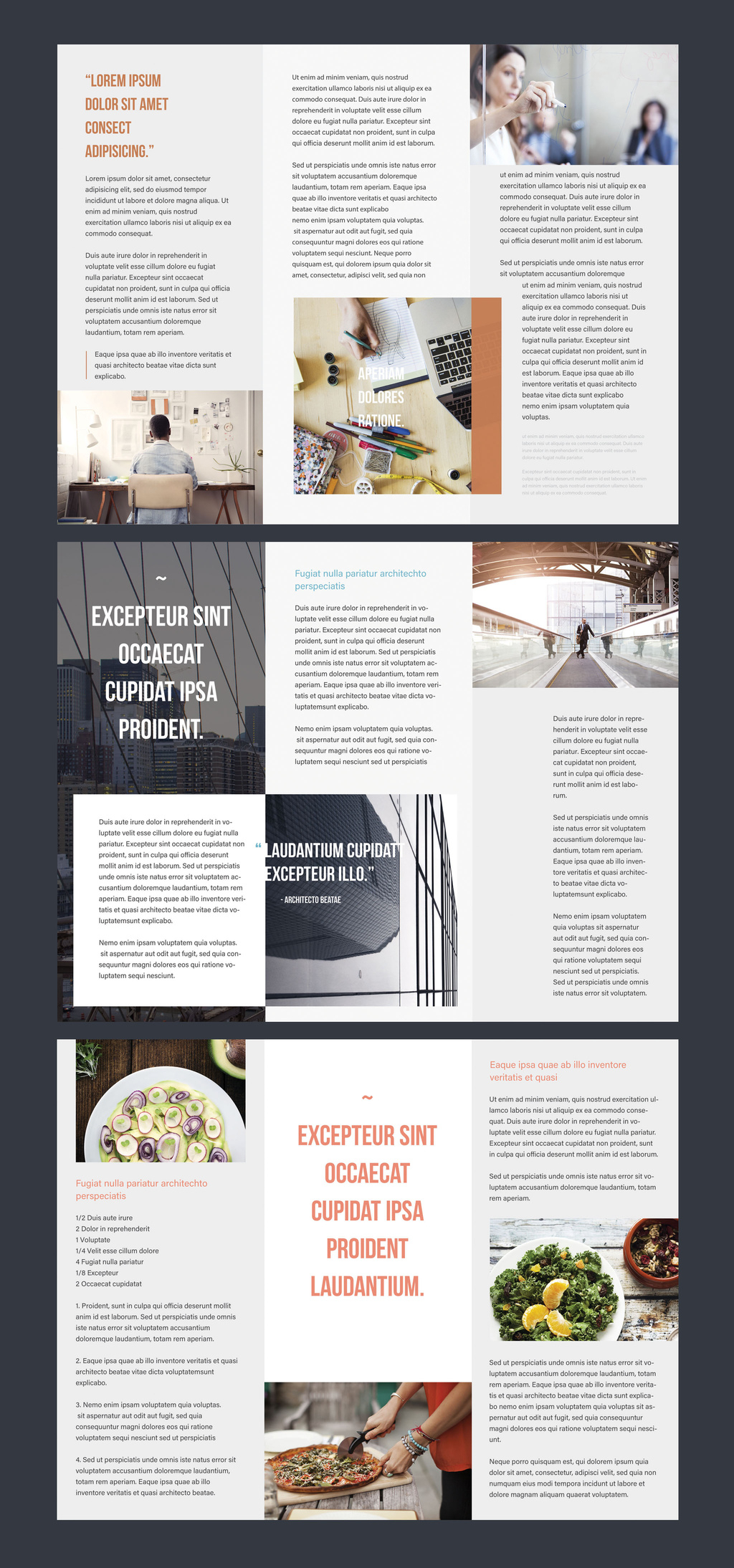 Professional Brochure Templates | Adobe Blog Throughout Adobe Tri Fold Brochure Template