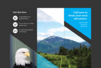 Professional Brochure Templates | Adobe Blog With Brochure Template Illustrator Free Download