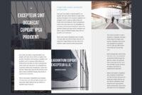 Professional Brochure Templates   Adobe Blog with regard to Adobe Illustrator Tri Fold Brochure Template