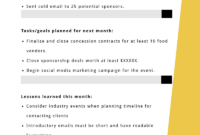 Progress Report: How To Write, Structure And Make It inside Company Progress Report Template