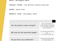 Progress Report: How To Write, Structure And Make It regarding Company Progress Report Template
