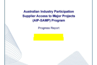 Progress Report Template In Word And Pdf Formats within Progress Report Template Doc