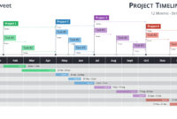 Project Schedule Template Powerpoint – Printable Schedule regarding Project Schedule Template Powerpoint