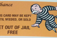 Quotes About Jail Freedom (34 Quotes) pertaining to Get Out Of Jail Free Card Template