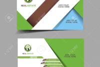 Real Estate Agent Business Card Set Template throughout Real Estate Agent Business Card Template