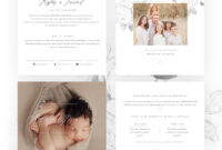 Referral Love 5×5 Card Templates with Referral Card Template