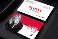 Remax Realtors, Your New Business Card Design Is Here throughout Office Max Business Card Template