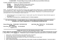 Resale Document Request Form – Centreville Community Foundation with Resale Certificate Request Letter Template