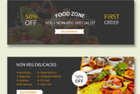 Restaurant Psd Banner Templates intended for Food Banner Template