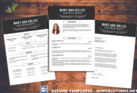 Resume Template Id02 with regard to Resume Templates Microsoft Word 2010