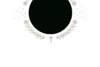 Ribbon Cameo – Free Printable Baptism & Christening within Blank Christening Invitation Templates