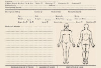 Rites Of Solstice | Amazing Writing Resources | Essex County intended for Autopsy Report Template