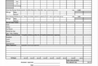 Sample Balance Sheet For Llc | Glendale Community intended for Air Balance Report Template