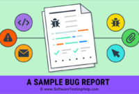 Sample Bug Report. How To Write Ideal Bug Report in Bug Summary Report Template
