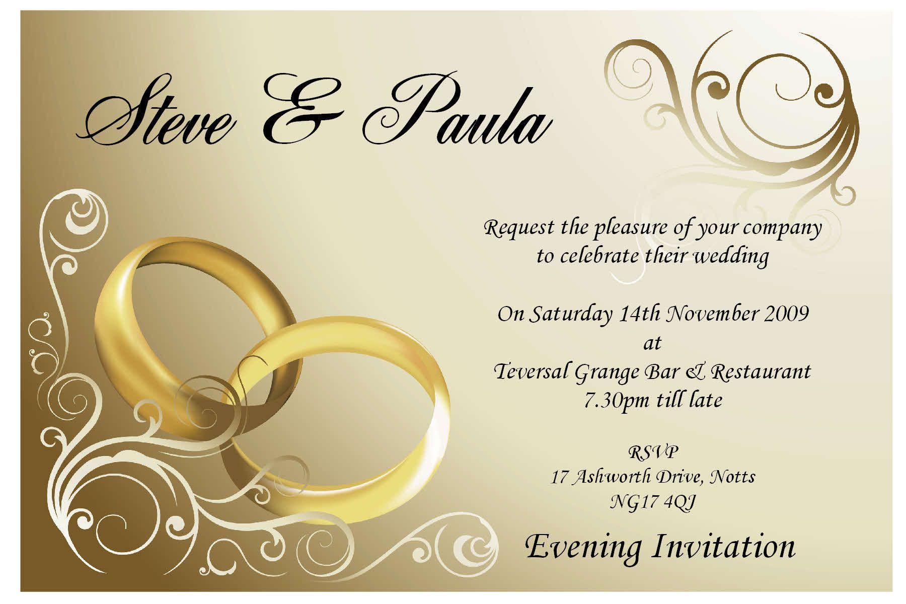 Sample Of Graduation Invitation Cards. Invitation Templates In Engagement Invitation Card Template
