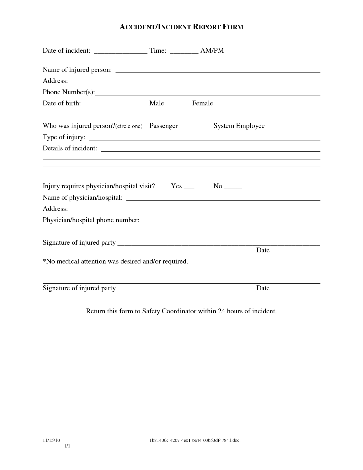 Sample Police Incident Report Template Images - Police For Police Incident Report Template