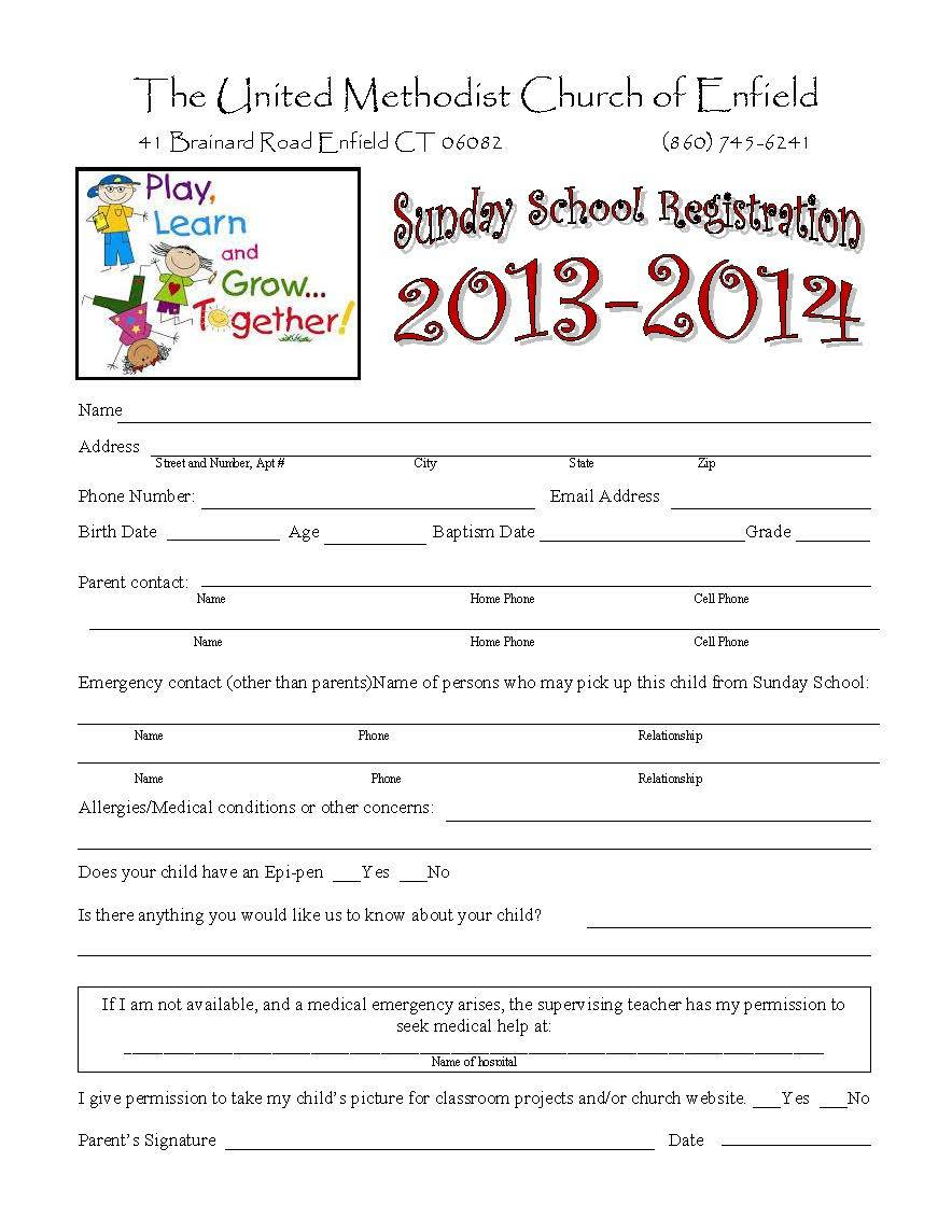 School Admission Form Template Word – Dlword Pertaining To School Registration Form Template Word